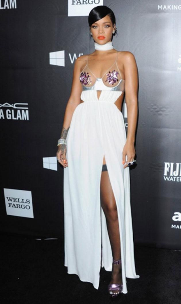 10 Looks Da Rihanna Que S 243 Ficam Bem Nela Lilian Pacce