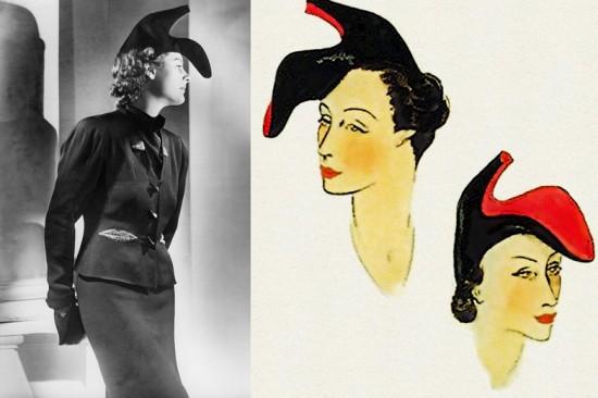 4b08af5b82 As colaborações de Schiaparelli com o mundo da arte - Lilian Pacce