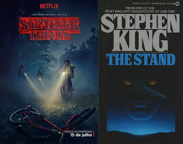 As coisas so bem familiares em stranger things lilian pacce 180716 stranger things stephen king fandeluxe Choice Image