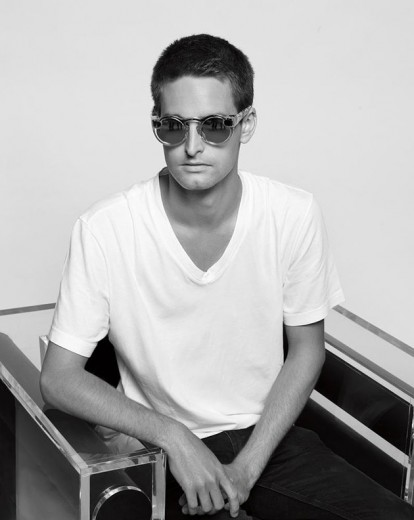 Conheça o Spectacles, o mais novo produto do Snap! Clica pra ver mais