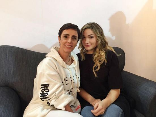 Sasha contou pra gente sobre seus ícones de moda - vem ver mais!