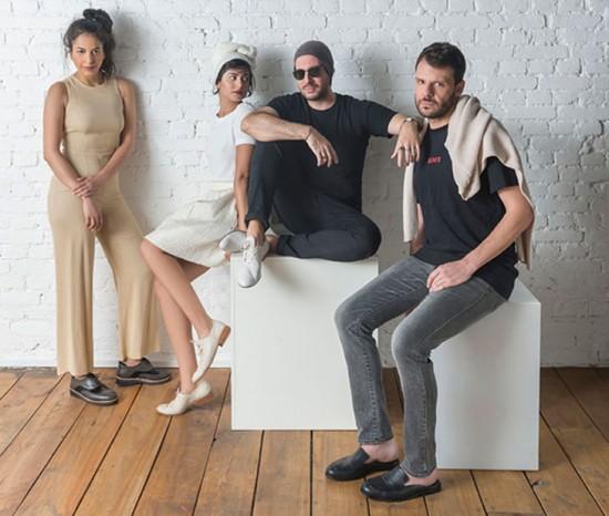 Clica pra conferir os sapatos da parceria entre a Selo de Controle e o consultor de estilo Luiz Mazzilli