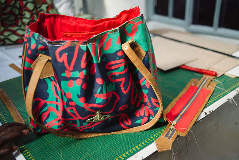 Vivienne Westwood e a moda ética: bolsas do Quênia! - Lilian Pacce