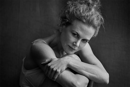 Nicole Kidman por Peter Lindbergh - uma outra nudez! Vem ver mais!
