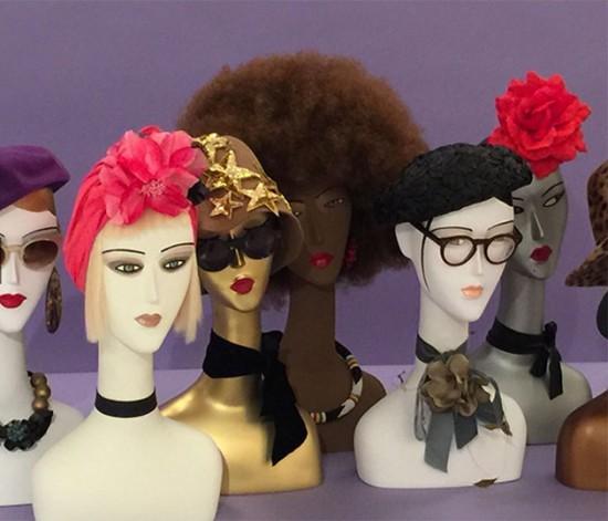 Os manequins de Rebecca Moses feitos por Ralph Pucci tem diversas etnias! Clica na foto pra ver mais