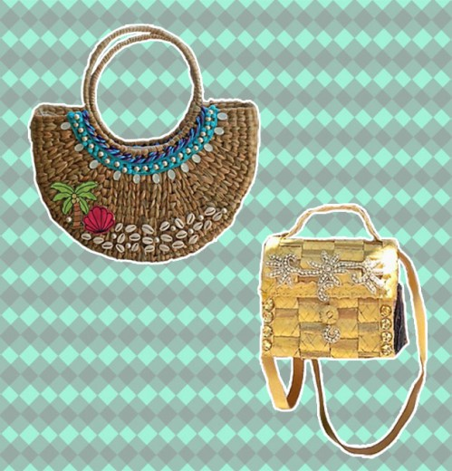 9e5098eb4 Acessórios artesanais e sustentáveis feitos de palha - Lilian Pacce