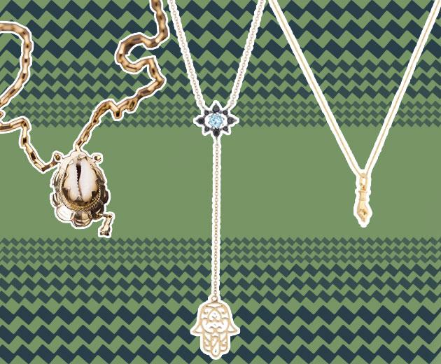 Pra começar o ano novo com pé direito  amuletos! - Lilian Pacce c530705568