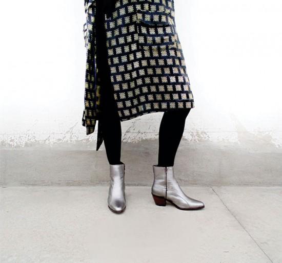 As botas cheias de personalidade de Lucas Regal são inspiradas no universo do glam rock! Clica pra ver mais