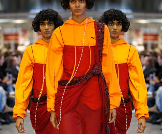 77db732a6f59d Toques de laranja nas passarelas internacionais - Lilian Pacce