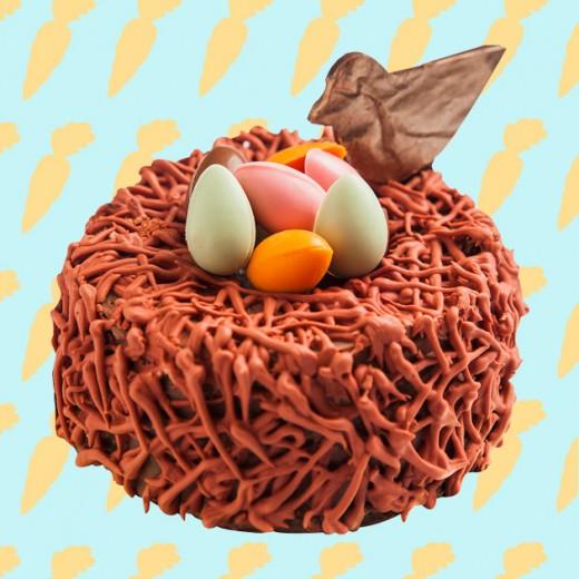 Fofo o bolo ninho de chocolate da Mara Mello (R$ 52)