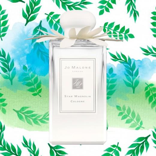 """Flores brancas no novo """"Star Magnolia"""", da Jo Malone (R$ 630)! Clica pra ver mais"""