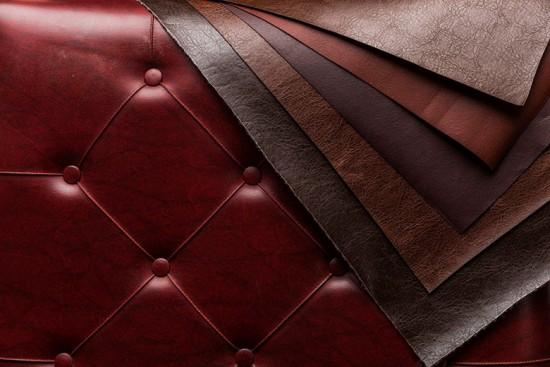 Inovação têxtil - um couro feito com resíduos da produção do vinho! Clica pra ver mais!