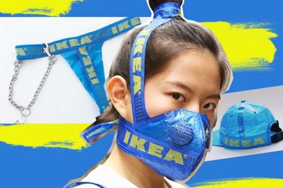 A ecobag Frakta da Ikea é hit - clica pra ver mais!