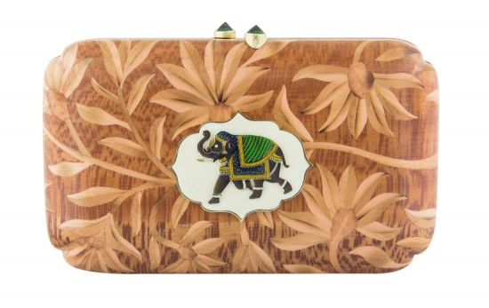 Clutch de elefante da Silvia Furmanovich (R$ 32.200)! Clica pra ver mais