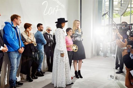 Marine Serre é a vencedora deste ano! E Rihanna também marcou presença na premiação. Vem conferir mais