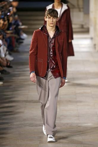 Hermès (masculino) primavera-verão 2018 - Lilian Pacce b304193cda