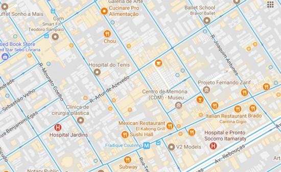 """""""É logo ali!"""" - um roteiro dos lugares mais bacanas ao redor da estação Fradique Coutinho"""