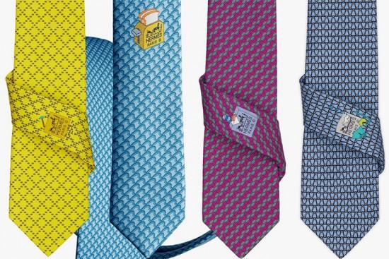 1b37a51246cd7 O clube da gravata da Hermès - Lilian Pacce
