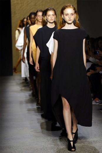 Narciso Rodriguez, primavera-verão 2016: o estilista não vai mais apresentar suas coleções no formato desfile