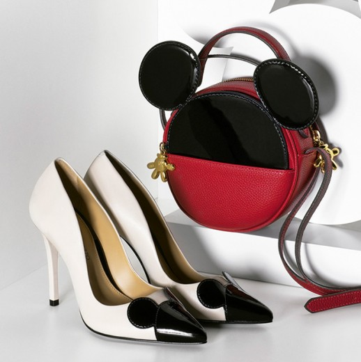Minnie e Mickey Mouse na coleção da Arezzo - Lilian Pacce b12afea3a1