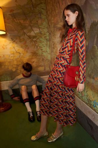 Anúncio da Gucci de pré primavera-verão 2016 foi banido por mostrar modelo magra demais