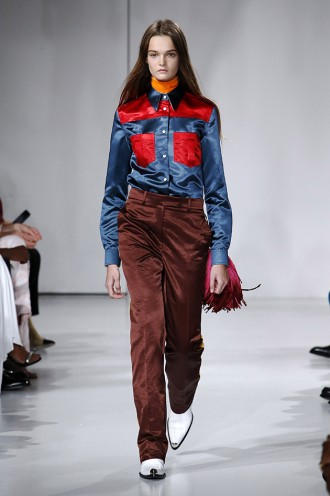 02316875b1e73 Calvin Klein primavera-verão 2018 - Lilian Pacce