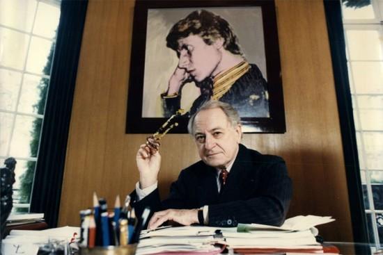 Pierre Bergé foi um nome importante pra moda, cultura e artes