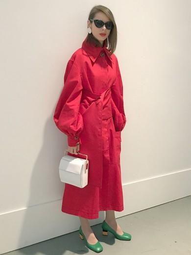 As corzonas estão com tudo no estilo das convidadas da Semana de Moda de NY - vem ver mais