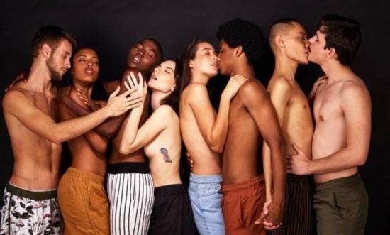 Os modelos que participaram são Caio Cabral, Greice Fontes, Guilherme Heck, Julio Casares, Laisa Lui e Marla Mascarenhas (todos da 40 Graus Models) e Flávia Anastácia e Pedro Marques (ambos da Arcos Models)