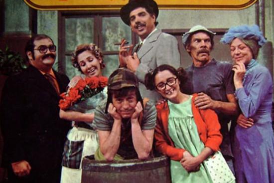 """O seriado """"Chaves"""" estreou em 1971 no México"""