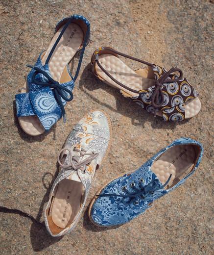 O resultado da parceria entre Insecta Shoes e a marca sul-africana Shwe