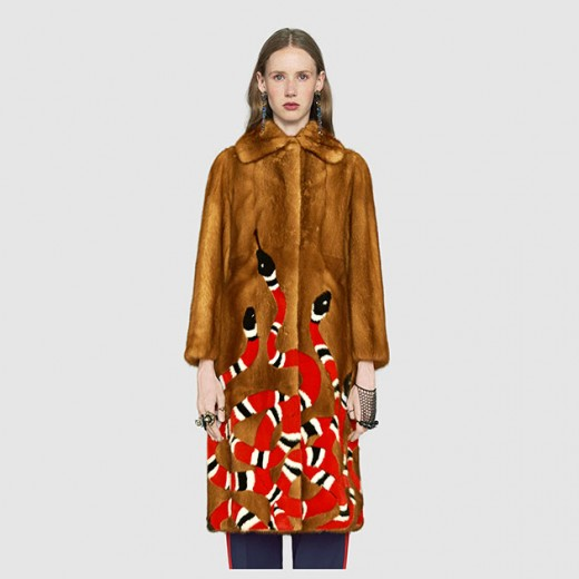 A pele verdadeira não vai mais ser usada nos produtos da Gucci segundo anúncio do CEO da marca