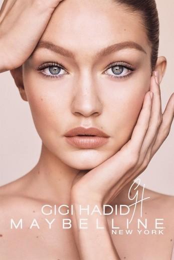 """""""Jetsetter Palette"""" é o nome oficial do kit da parceria entre a Maybelline e a modelo Gigi Hadid"""