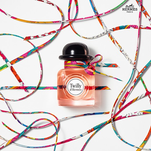 Twilly d'Hermès, o novo perfume da marca francesa, é dirigido às mulheres mais jovens