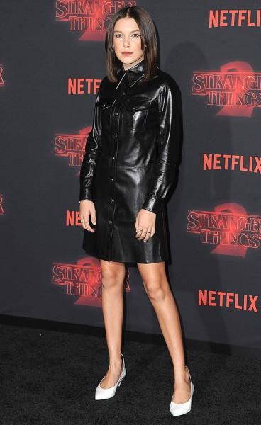 "Premiere Of Netflix's ""Stranger Things"" Season 2 – Arrivals"