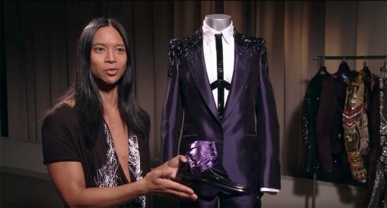 """Zaldy até apareceu no documentário """"This Is It"""" do Michael Jackson falando sobre os figurinos que fez pros shows que nunca aconteceram"""