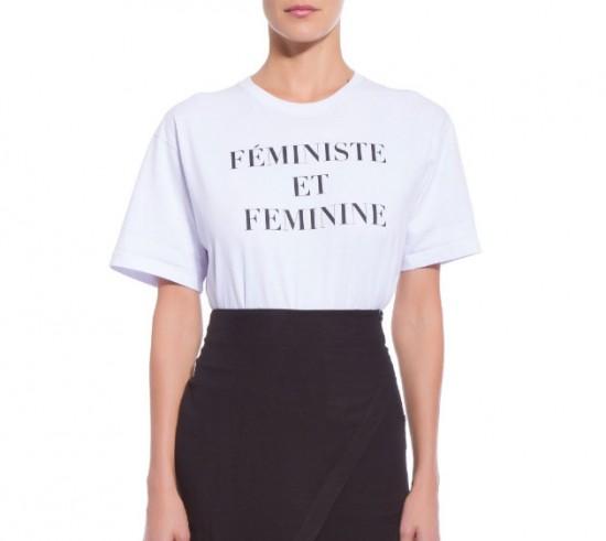 """Pras feministas, da J. Chermann (<a href=""""http://rstyle.me/n/cvardccdd8x"""">R$ 208 no Shop2Gether</a>). Vem ver mais opções aqui na galeria!"""