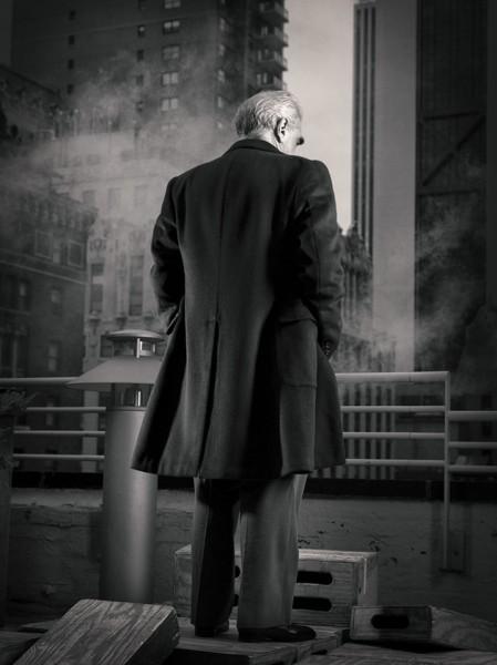 American filmmaker Martin Scorsese