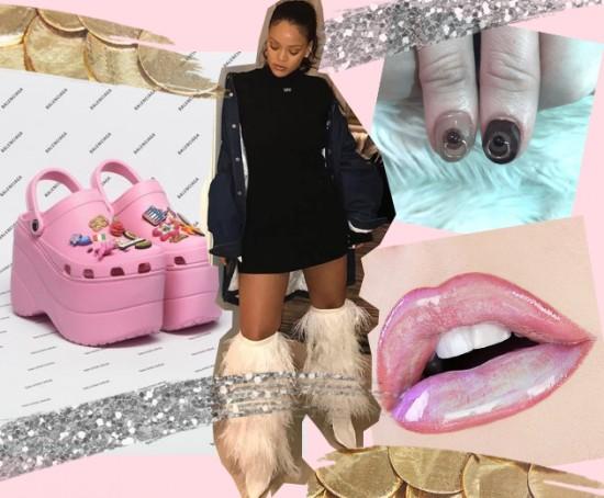 A moda e beleza diferentona do ano - você usaria alguma coisa dessa galeria? Clica pra ver!