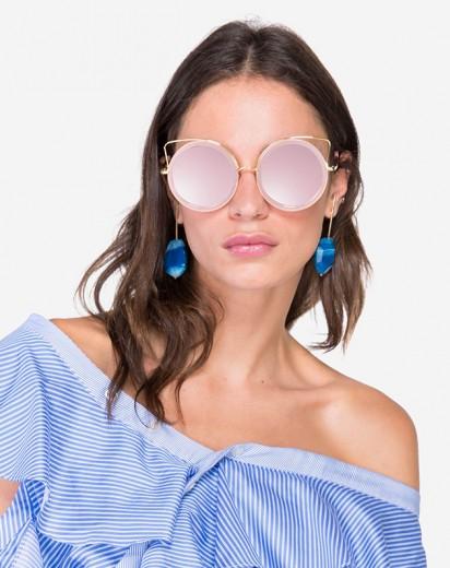 3ae9c5b961f14 17 óculos espelhados pra arrasar na praia - Lilian Pacce