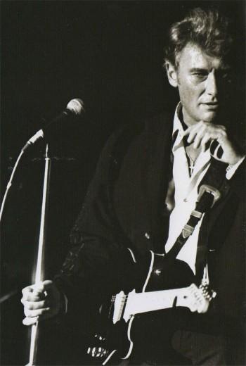 Johnny Hallyday, mais de cinco décadas a serviço da música - RIP