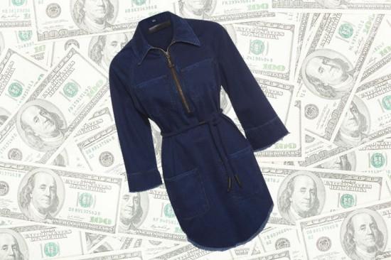 """Vestido jeans da Animale de R$ 658 por <a href=""""https://rstyle.me/n/cwkdeicdd8x"""" target=""""_blank"""">R$ 388,90 na Shop2Gether</a> - desconto de 40%! Vem ver mais"""