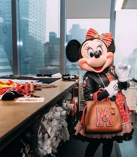 Minnie Mouse é tema da nova coleção da Coach - vem ver mais!