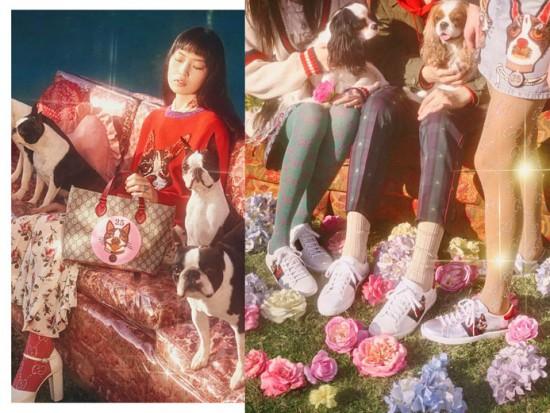 cc7ffa96cff7e Como adotar o estilo da Gucci no Ano Novo chinês  Simples! Alessandro  Michele criou