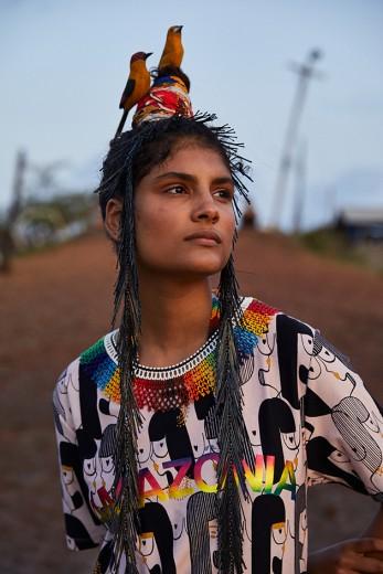 7624de687 Farm lança coleção em parceria com tribo Yawanawá - Lilian Pacce