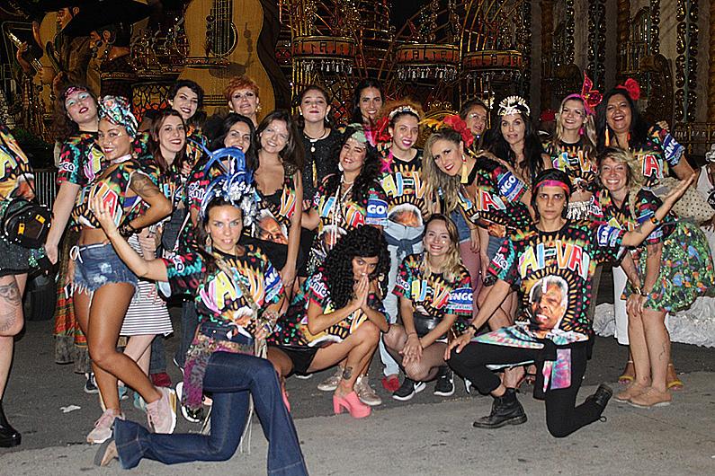 bb249a2ae980f Vai ter figurino da Amapô no desfile da Vai Vai!