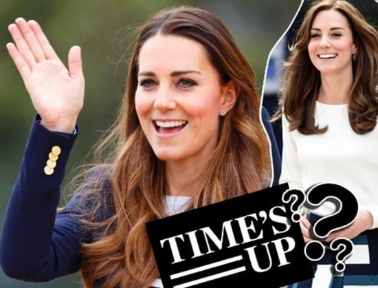 E agora, Kate? Causa ou coroa? Vem ver mais!