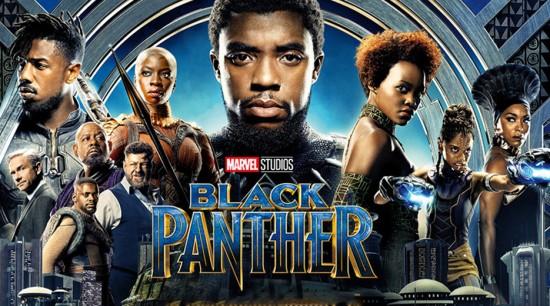 """""""Pantera Negra"""" traz o maior elenco negro da história da Marvel e é super #GirlPower!"""