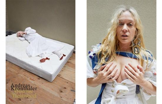 A festa da 1ª loja Vivienne Westwood em NY virou campanha - olha aí a Chloë logo de cara! Vem ver mais