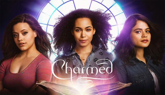 """""""Charmed"""", a nova versão, está marcada pra estrear em outubro! E o nome das protagonistas é diferente, todos começam com M: Maggie, Macy e Mel"""